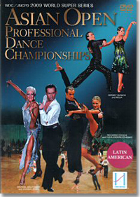 2009 Asian Open Professional Dance Championships - Latin