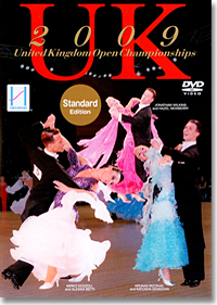 2009 United Kingdom Open Championships Complete Version - Standard