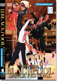 2010 Blackpool Professional Latin