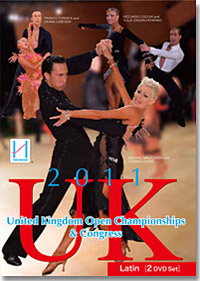 2011 United Kingdom Open Championships - Latin