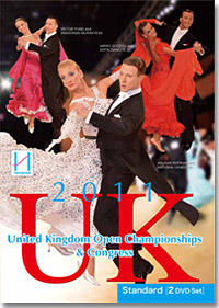 2011 United Kingdom Open Championships - Standard