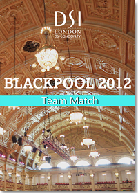 2012 Blackpool Dance Festival DVD - Team Match