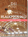 2012 Blackpool Dance Festival DVD - Under 21 Latin