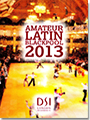 2013 Blackpool Dance Festival DVD - Amateur Latin