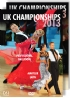 2013 UK Open Dance Championships DVD - Ballroom & Latin Set (4 DVDs)