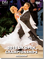 2015 UK Open Dance Championships DVD - Professional Ballroom & Amateur Ballroom (2 DVDs)