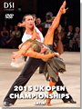 2015 UK Open Dance Championships DVD - Professional Latin & Amateur Latin (2 DVDs)