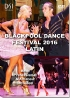 2016 Blackpool Dance Festival DVD / Professional & Amateur Latin (2 DVD)