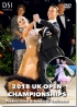 2018 UK Open Dance Championships DVD - Professional & Amateur Ballroom (2 DVD)