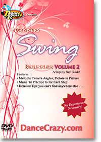 A Step-by-Step Guide - Beginner's Swing Vol. 2