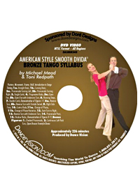 American Style Smooth Bronze Tango Syllabus DASMM348