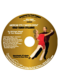 American Style Smooth Gold Tango Syllabus DASMM356