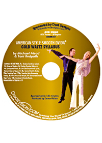 American Style Smooth Gold Waltz Syllabus DASMM354