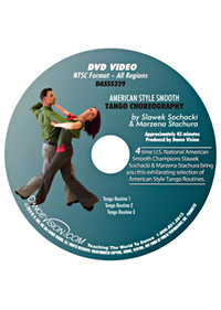American Style Smooth Tango Choreography DASSS329
