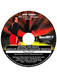 Anyone Can Dance NightClub Freestyle DACD 118