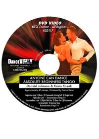 Anyone Can Dance Tango DACD117