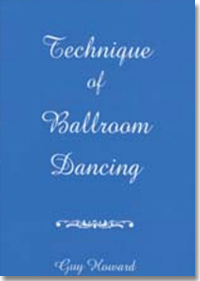 IDTA Technique of Ballroom Dancing 5th Edition (BOOK) 9005