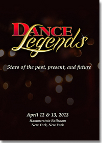Dance Legends 2013 (2 DVD)