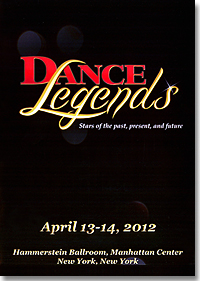 Dance Legends 2012(2 DVD)