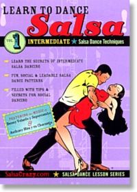 Learn to Salsa Dance Intermediate Series Vol. 1