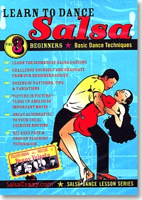 Learn to Salsa Vol. 3 Salsa Dancing Guide for Beginners