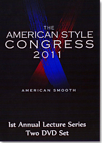 2011 The America Style Congress - America Smooth(2 DVD)