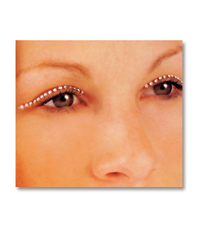 Diamond Eye Liner Jewelry