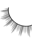 Glamour - Black Deluxe Eyelashes 561