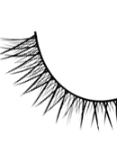 Glamour - Black Deluxe Eyelashes 574