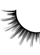 Glamour - Black Deluxe Eyelashes 597