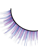 Magic Colors - Blue-Purple Deluxe Eyelashes 542