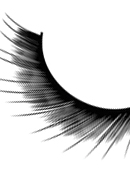 Natural Look - Black Deluxe Eyelashes 684