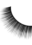 Natural Look - Black Premium Eyelashes 650