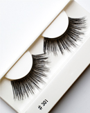New Look Eyelashes 301L Black