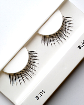 New Look Eyelashes 315 Black