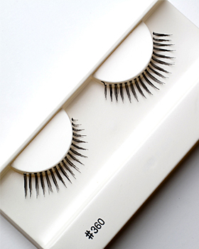 New Look Eyelashes 360 Black
