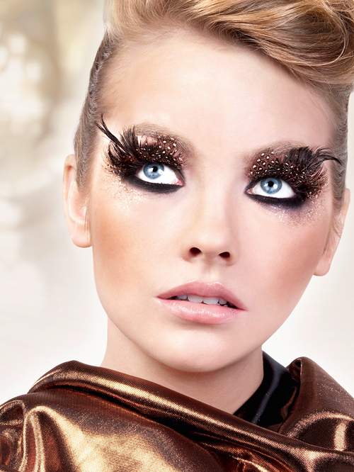 Black Feather Eyelashes 2018 Images Pictures Black Feather