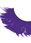 Paradise Dreams - Purple Feather Eyelashes 634