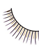 Starlight Edition - Black-Yellow Deluxe Eyelashes 512