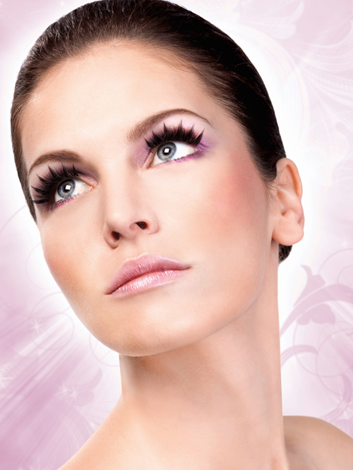 Starlight Edition - Black Premium Eyelashes 511