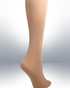 Tights - Capezio Sparkle Footed