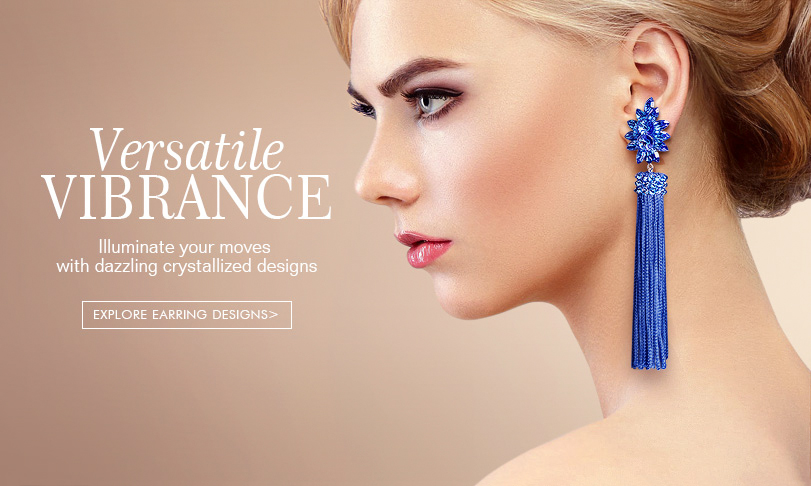 Crystal jewelry brand