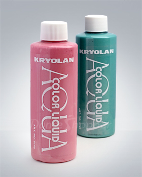 Kryolan Aquacolor Iridescent Liquid