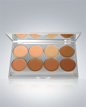 Dermacolor Light 8 Colors Foundation Cream Palette 70108