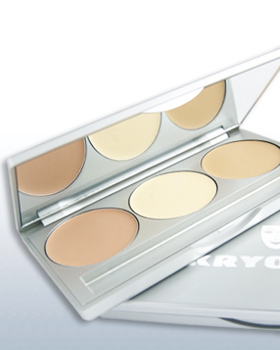 Dermacolor Light Foundation Cream 3 Color Case 70103