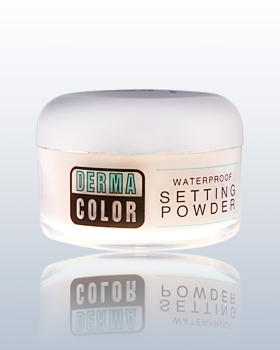 Dermacolour Fixing Powder 75701