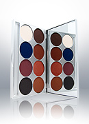 Kryolan Eye Shadow 8 Colors Set 5308