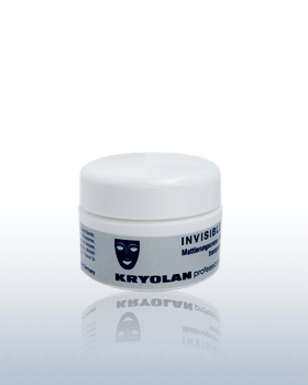 Kryolan Invisible Matt Mattierungscreme 1901