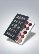 Kryolan Lip Glisser 16 Colors Mini-Palette 1206