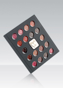 Kryolan Lip Glisser 18 Colors Mini-Palette 9026